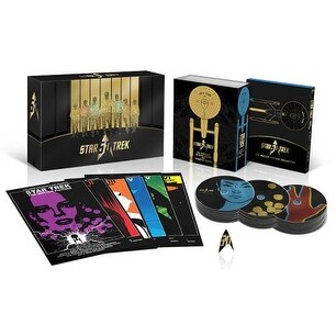 Star Trek: 50th Anniversary TV and Movie Collection - Blu-ray Disc