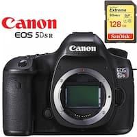 Canon EOS 5DSR DSLR Camera (Body Only) International Version (No Warranty) Starter Kit