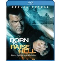 Steven Seagal - Born to Raise Hell [BLU-RAY]