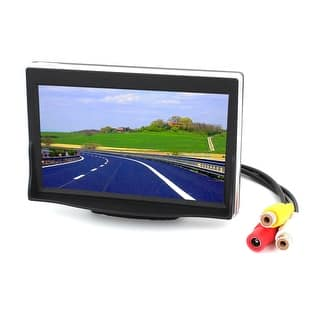 Unique Bargains LCD Car Rear View Camera Monitor Rotating Screen 2 AV Inputs 5 inch TFT Color|https://ak1.ostkcdn.com/images/products/is/images/direct/3d9f4f39d35f42a3b6fe7100d6c1ca822c523707/Unique-Bargains-LCD-Car-Rear-View-Camera-Monitor-Rotating-Screen-2-AV-Inputs-5-inch-TFT-Color.jpg?impolicy=medium
