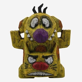 "Nickelodeon CatDog 4"" Eeekeez Figurine - multi"
