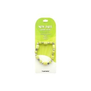 27651000 96 John Bead Sp Stretch Bracelet New Jade 96