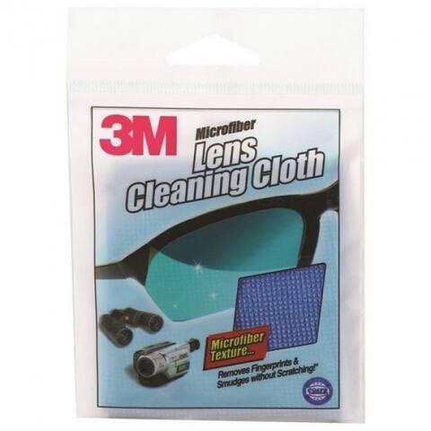 "Scotch-Brite 9021 Microfiber Lens Cleaning Cloth, 7.1"" x 6.3"", Assorted"