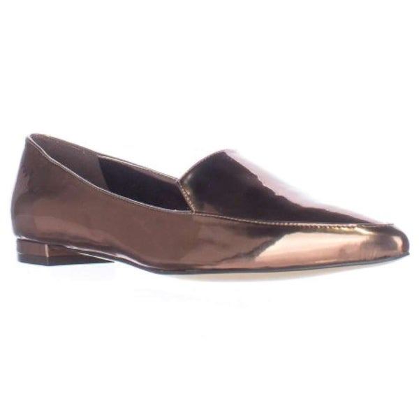 4b24af2547b Shop Nine West Womens Abay Pointed Toe Loafers - Free Shipping On ...