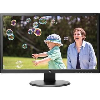 "Refurbished - HP 24UH 24"" LED Backlit Monitor 1920x1080 5ms 250nit HDMI DVI VGA K5A38AA"