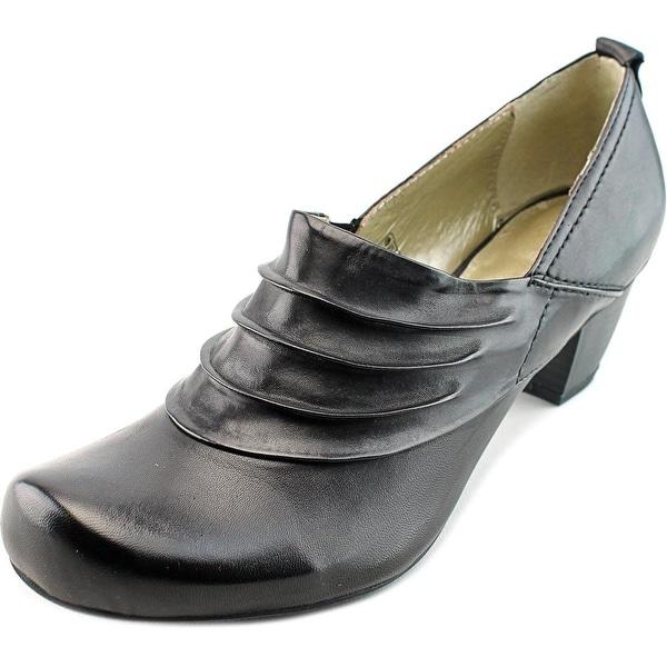 Gerry Weber Scarlett 01 Women Round Toe Leather Heels