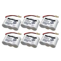 Replacement Battery For VTech BT163345 / BT27233 Battery Models (6 Pack)