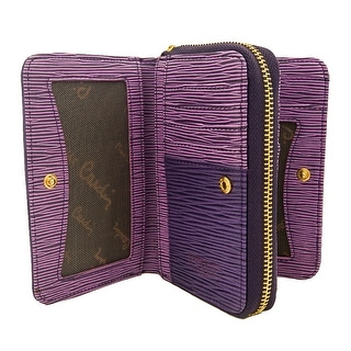 Pierre Cardin PAGLIA 503 Leather Compact Zip Wallet