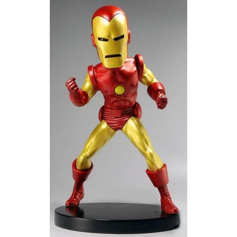 Marvel Classic Resin Head Knocker Iron Man - multi