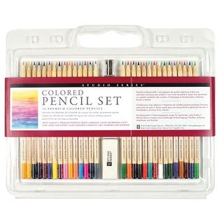 Artist's Premium Colored Pencils - Set of 30