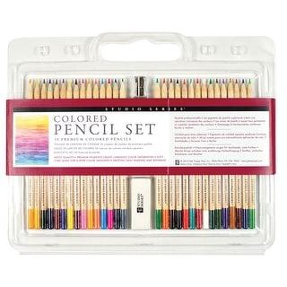 Artist's Premium Colored Pencils - Set of 30
