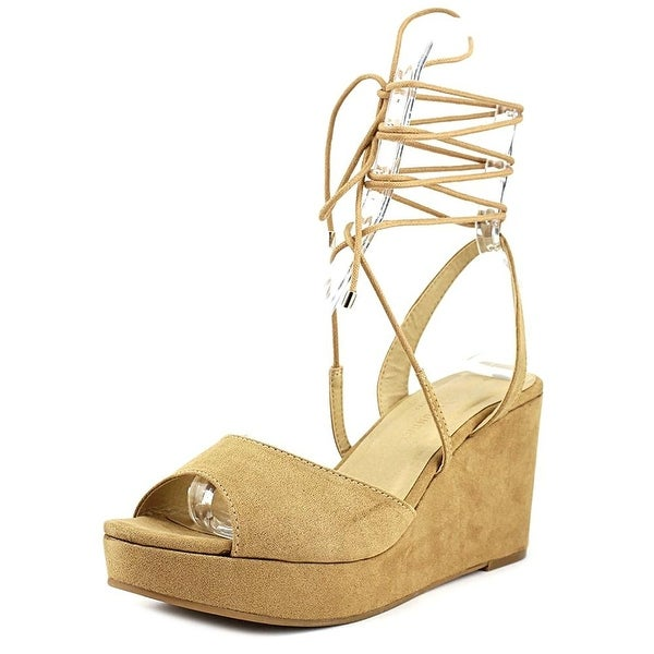 Chinese Laundry Womens Cindy Open Toe Casual Platform Sandals