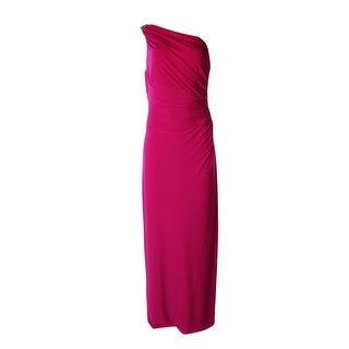 Lauren Ralph Lauren Womens Evening Dress Matte Jersey Prom - 6