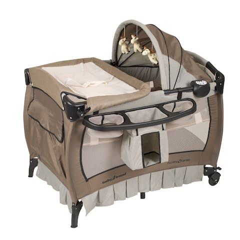Baby Trend Deluxe Nursery Center - Full size