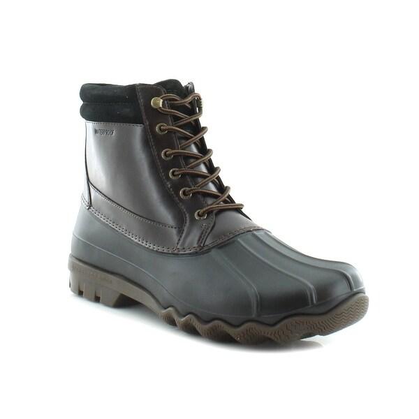 Sperry Top-Sider Brewster Men's Boots Black/Amaretto