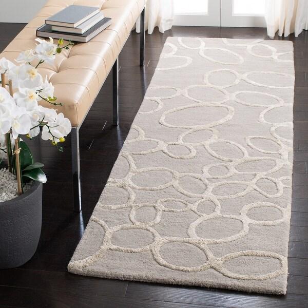 Safavieh Handmade Soho Yumi Loops N.Z. Wool Rug
