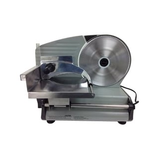 Refurbished Nesco FS-250 Food Slicer - 180 Watts/ Quick Release 8.7inch Blade