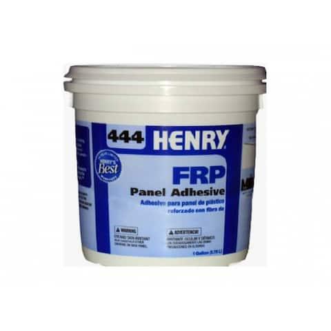 HENRY 12116 FRP Panel Adhesive, #444, 1 Gallon