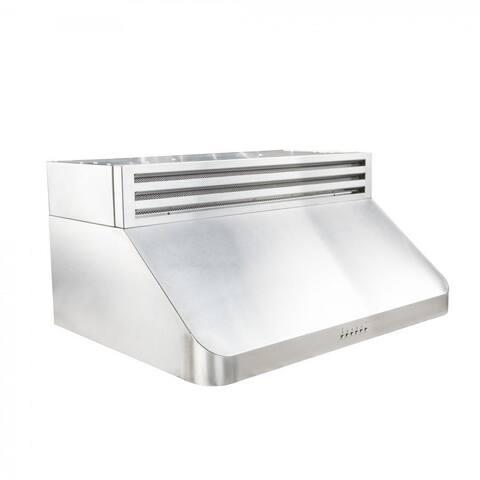 ZLINE Recirculating Under Cabinet Range Hood in Stainless Steel (RK623).