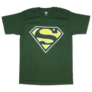 Superman - Mens Shield Logo T-Shirt