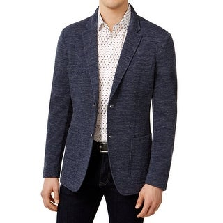 Michael Kors NEW Midnight Blue Mens Size XL Two Button Sport Coat