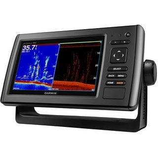 Refurbished Garmin Echomap 74dv With out Transducer Echomap 74dv
