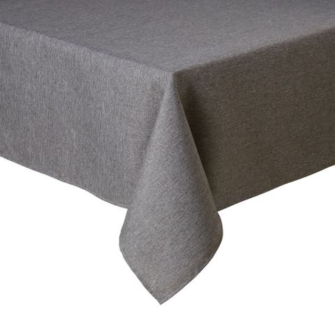 Town & Country Living Somers Fabric Tablecloth.