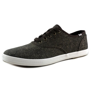 Keds Champion Tweed   Round Toe Canvas  Sneakers