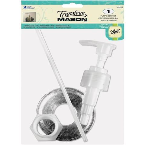 Ball Mason Jar Soap Pump Kit
