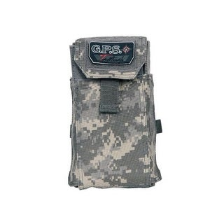 G.P.S. Tactical Shotshell Holder Holds 25 Digital Camo - GPS-T8535SHD
