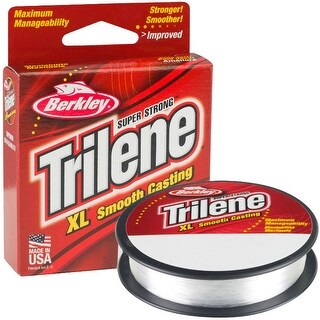 Berkley Trilene XL Monofilament Line Spool (10lb)