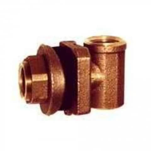 "Simmons 1840SB Pump Pitless Adapters, 1"""