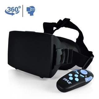 3D VR Headset Glasses, Virtual Reality Entertainment Goggles