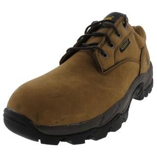 Chippewa Mens Work Shoes Leather Waterproof