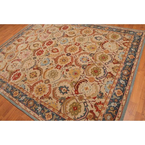 Hand-Tufted Persian 100% Wool Traditional Oriental Area Rug
