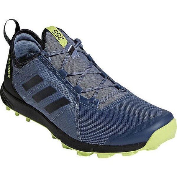 official photos 2156d 7cc3d adidas Men  x27 s Terrex Agravic Speed Trail Running Shoe Raw Steel Black