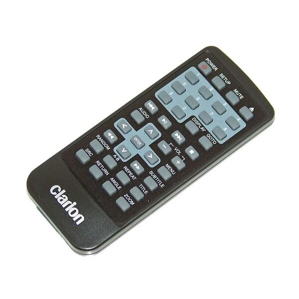 OEM Clarion Remote Originally Shipped With: VT1000B, VT800B, VT810B, RCU003, VT1010BFM, VT1000T, OHM1575VD