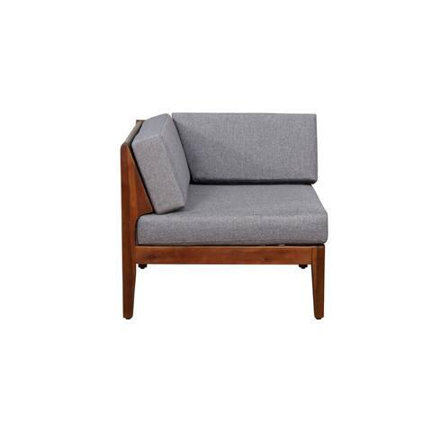 Sayre Outdoor Corner Chair