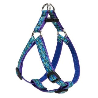 Lupine Rain Song 3/4 Inch W x 20-30 Inch Chest Step In Harness