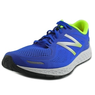 New Balance MZANT Men  Round Toe Synthetic Blue Running Shoe