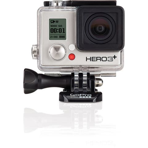 GoPro HERO 3 Plus- Black Edition Adventure Camera (Refurbished)