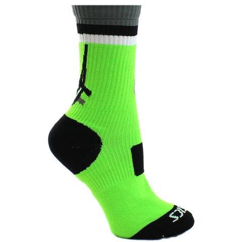 ASICS Craze Crew Mens Socks Athletic Socks Comfort Technology -