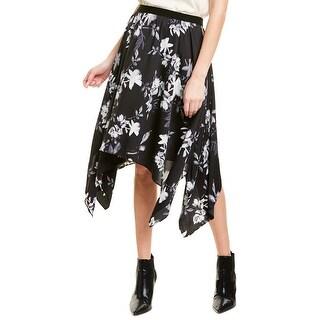 Bcbg Handkerchief Hem Skirt
