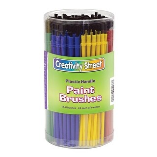 Pacon CK-5173BN Economy Brushes - Pack of 2 - 144 Per Pack