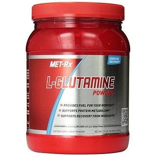 MET-Rx L-Glutamine Powder 1000G