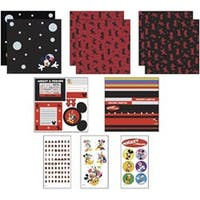 """Mickey & Friends - Disney Mickey Page Kit 12""""X12"""""""
