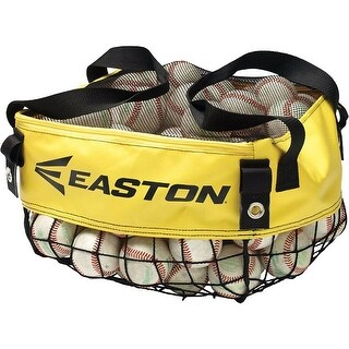 Easton Ball Caddy Bag SILVER