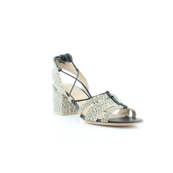 Pour La Victoire Amada Women's Sandals & Flip Flops Black/Natural