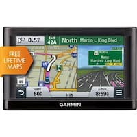 Refurbished Garmin Nuvi55LM GPS Vehicle Navigation System w/ Speaks Street Names