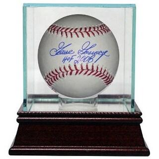 Goose Gossage signed Official Major League Baseball HOF 2008 w/ Glass Case (New York Yankees) (MAB)